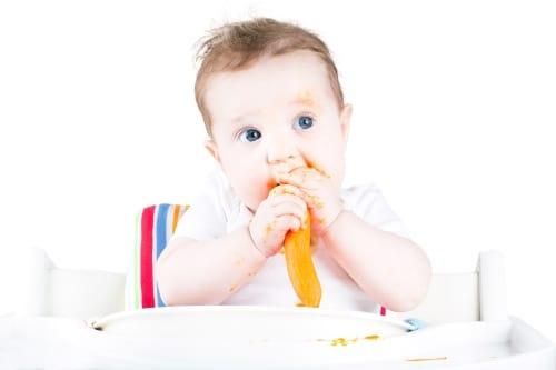 Da Amamentação à Alimentação Complementar